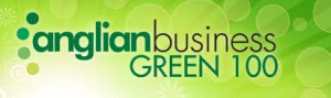 Green 100 logo