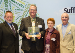 Suffolk's Greenest Building 2014