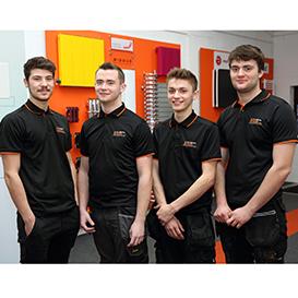 R A Brown Apprentices