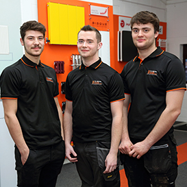 R A Brown Apprentices