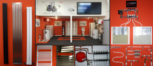 Renewable Heating Showroom Picture