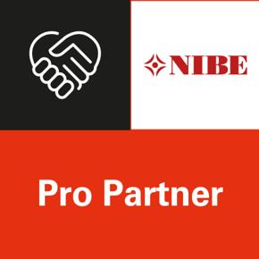 NIBE Logo Pro Partner