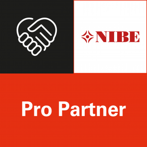 NIBE Pro Partner R A Brown Heating Services