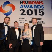 H&V News Award 2015 Richard & Louise