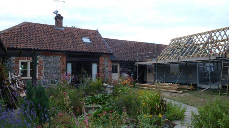 Barn Conversion Extension