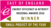 Small Project Winner Energy Efficiency & Retrofit