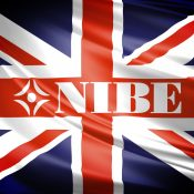 NIBE UK Flag