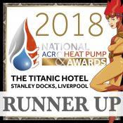 NACRHP 2018 Runner up