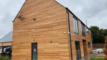 New Build home Triple ASHP Cascade System